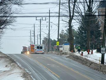 Orangeville fire investigation
