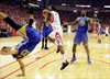 NBA MVP Curry OK after fall as Warriors lose to Rockets-Image1
