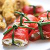 Marinated Mediterranean Vegetable Parcels