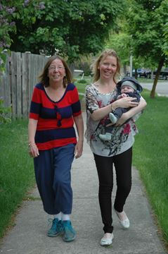Milton woman championing to raise funds for CF after infant son diagnosis