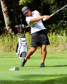 Burlington's Samji adds international long drive title to impressive resumé