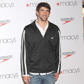 Michael Phelps ditches intersex fling-Image1