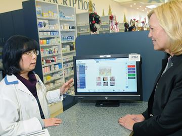 Pharmacists on the front lines of health care in Durham