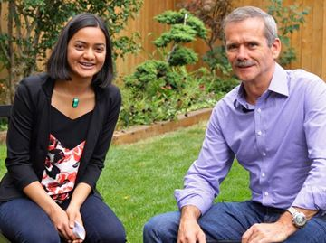 Oro-Medonte teen enlists Hadfield and Atwood for climate change doc