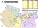 Hamilton's Municipal Ward Boundaries
