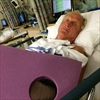 Greg Norman in hospital