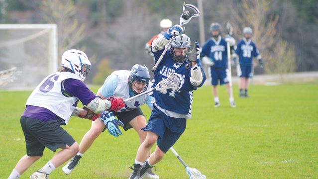 CtK hosts inaugural All-Catholic field lacrosse event