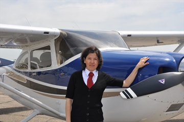 Veronica Draghici, a Brampton Flight Centre instructor has been identified as the fatal victim in a small aircraft crash in the Goderich area.