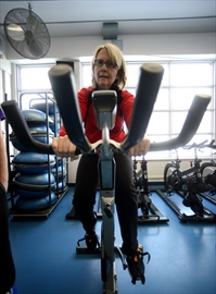 A spin at the Y