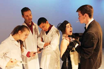Canterbury students showcase double bill of dark humour– Image 1