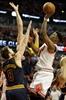 James struggles, Cavaliers still advance past Bulls 94-73-Image1