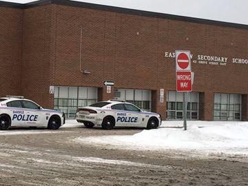 Lockdown at Eastview
