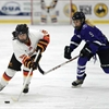 OUA women's hockey Gryphons vs. Western