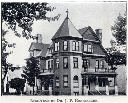 Frederick Street Kitchener Clinic