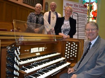 Gala at Collingwood church will help fix organ