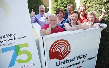 United Way 75th Anniversary