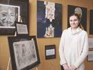 Art on display at Sacred Heart