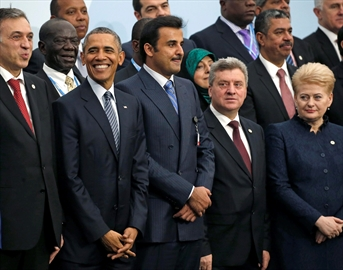 World leaders gather to try to save Earth from overheating-Image1