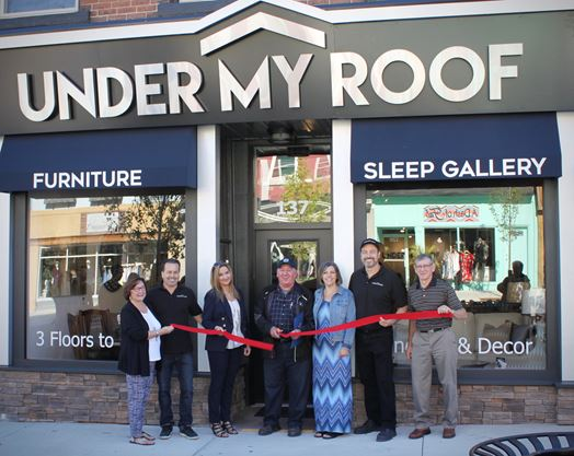 Under My Roof Offers New Ping Experience In Downtown Arnprior