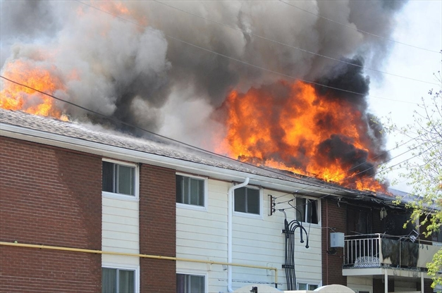 Community Lending A Hand To Port Hope Apartment Fire