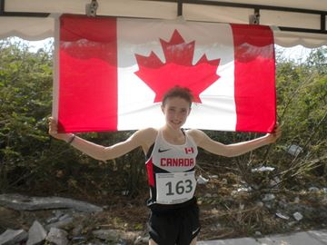 Hannah Woodhouse named Meaford Pan Am torchbearer