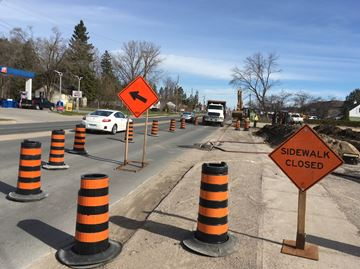 South Simcoe slated for busy road construction season