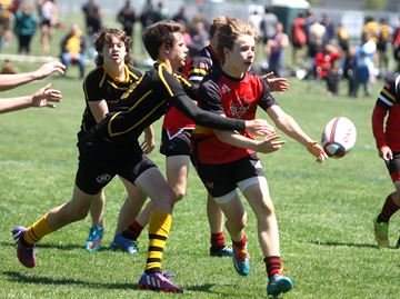Junior Boys Rugby