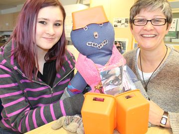 Stayner students learn character traits