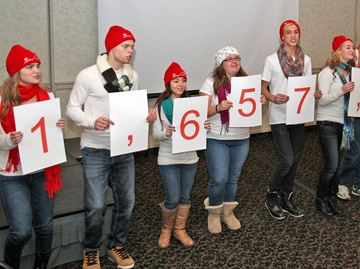 Brant United Way tops 2014 goal