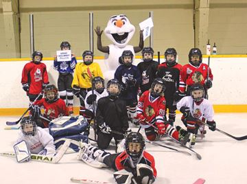 Frozen frenzy to benefit Thorold hockey teams