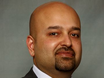 Adnan Shahbaz is Green Party candidate in new Oakville-North Burlington riding