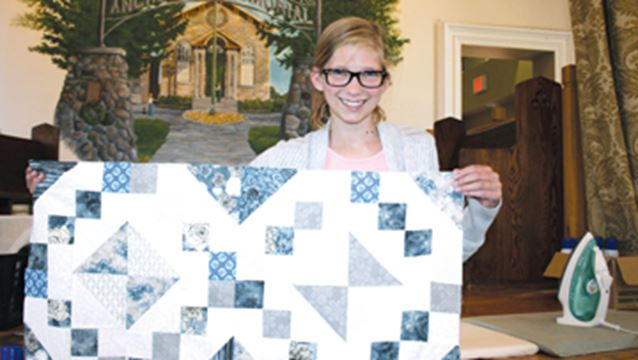 Young Students Attend Teen Quilt Academy In Ancaster Thespec Com