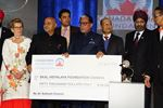Subhash Chandra accepts Global Indian Award by Canada India Foundation