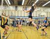 GBSSA girls A volleyball championships