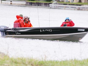 Anglers visit Orillia for 'Showdown'