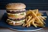 Vegans indulging in lookalike junk food like burgers-Image1