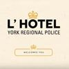 Toronto cop arrested in York Region