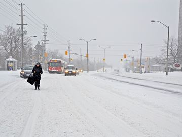 Special weather statement in effect for Ottawa