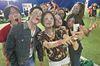 Zombie selfie!