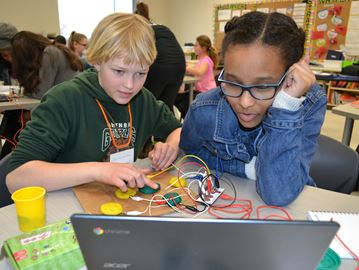 Inspiring Girls in STEM event March 25