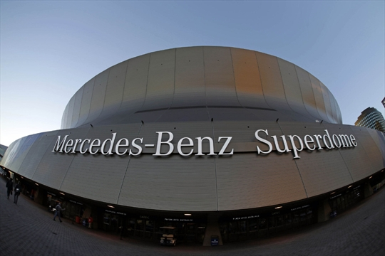 Atlanta s new stadium will be named after mercedes benz for Mercedes benz of south atlanta service coupons