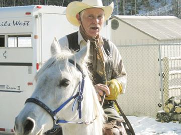 Orillia pastor rides 9,000 km on horse for orphanages