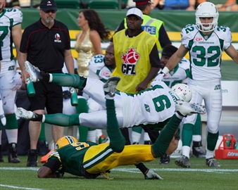 Eskimos beat Riders to extend win streak-Image1