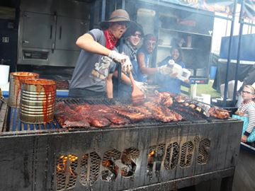 Northumberland Ribfest in full swing