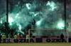Panathinaikos-Olympiakos match aborted after violence-Image1