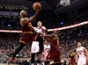 Lowry-less Raptors lost 120-112 to Cavaliers-Image1