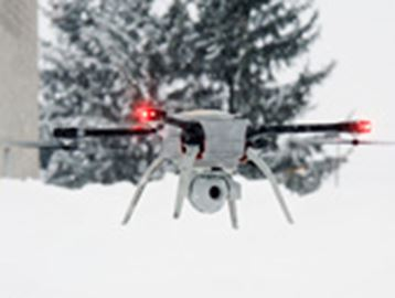 Drones take flight for OPP