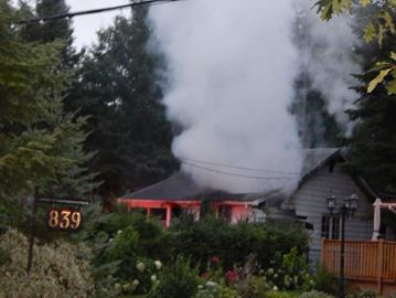 Wasaga Beach home seriously damaged in early morning fire