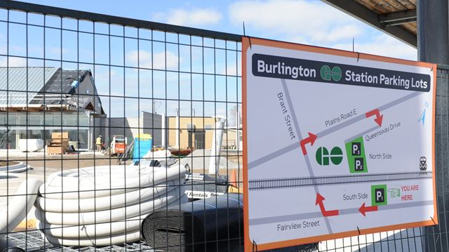 Burlington Go Station Should Be Ready In Fall Metrolinx Thespec Com