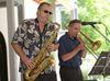 2014 Springbank Gardens Concert Series — Swing City Jazz Band